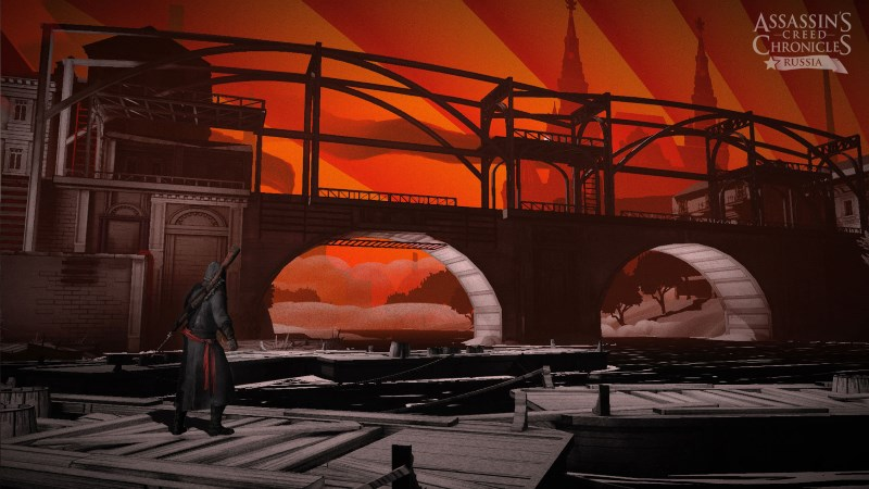Assassin's Creed Chronicles: Russia / Screenshot 2
