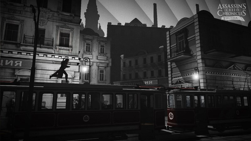 Assassin's Creed Chronicles: Russia / Screenshot 3