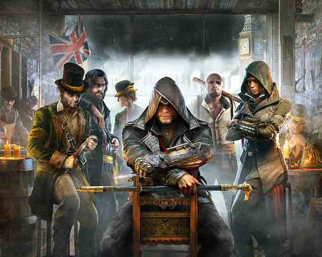 Ubisoft's E3 2015 Conference: South Park, Tom Clancy, Assassin's Creed Syndicate, and More