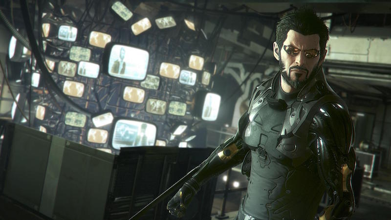 Deus Ex: Mankind Divided Delayed to August 2016