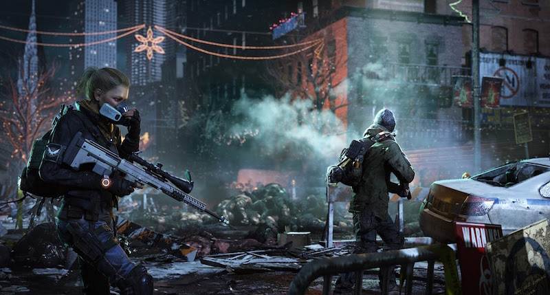 The Division Might Not Officially Support Mods, But There's Already One for It