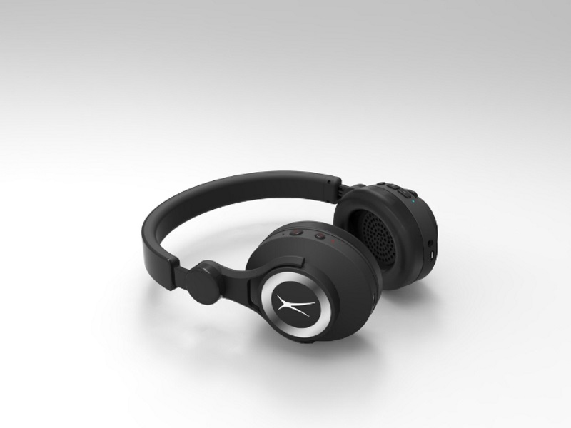 Altec Lansing Launches DJ Headphones With Inbuilt HD Camera and More at CES