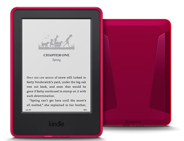 Amazon Launches Kindle for Kids Bundle With E-Reader, Cover, and Warranty
