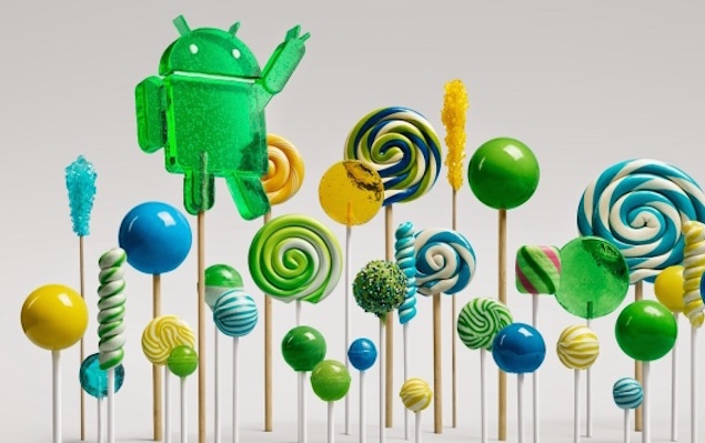 Android 5.0 Lollipop Now Powering 3.3 Percent of Active Devices: Google