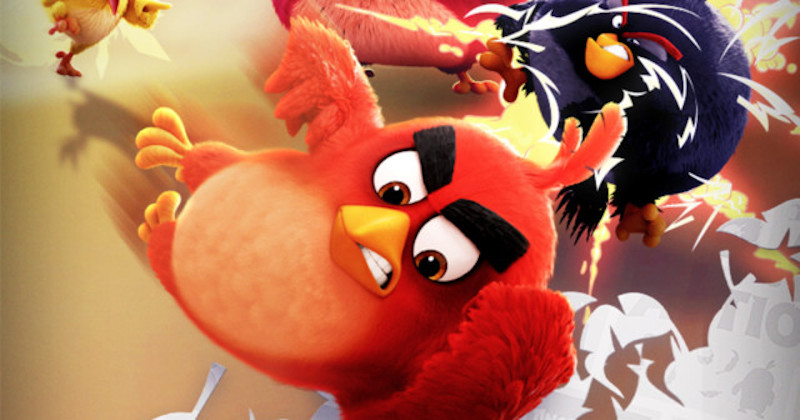 Angry Birds Action! Brings Angry Birds to Life