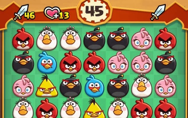 Angry Birds Fight! and Angry Birds Stella POP! Are Rovio's Newest Games