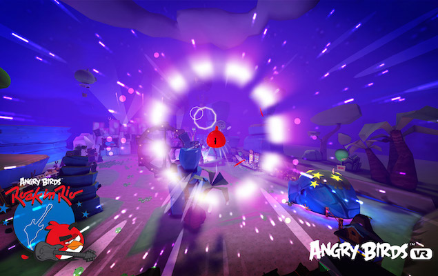Angry Birds Virtual Reality Demo Gets Us Hungry for More