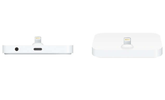 Apple Launches $39 Lightning Dock for the iPhone