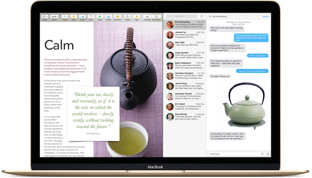 What's New in OS X El Capitan