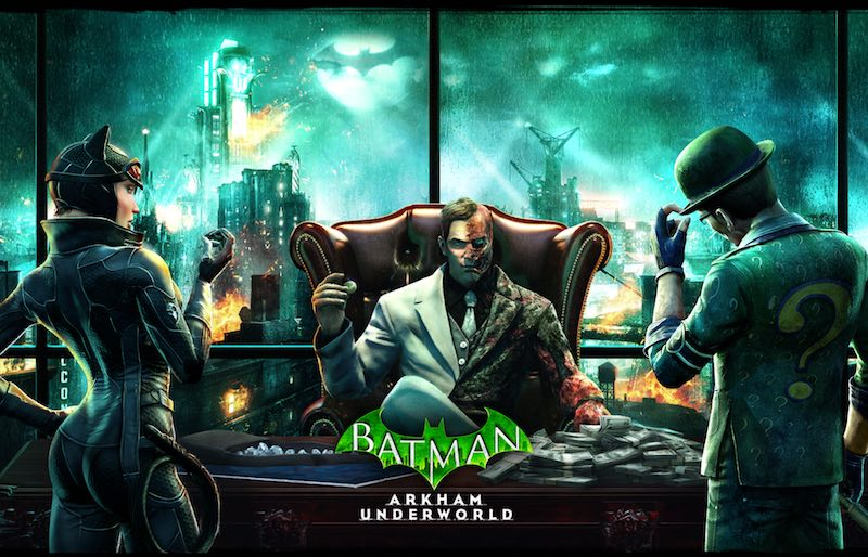 Batman: Arkham Underworld Review