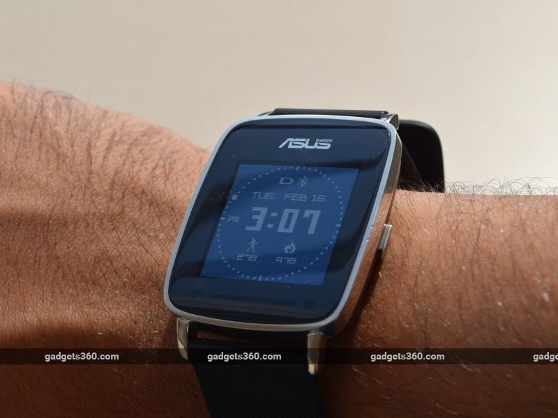 Asus VivoWatch Review