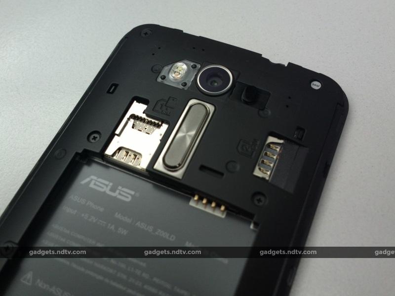 Asus ZenFone 2 Laser (ZE550KL) Review: Laser Guided Speed ...