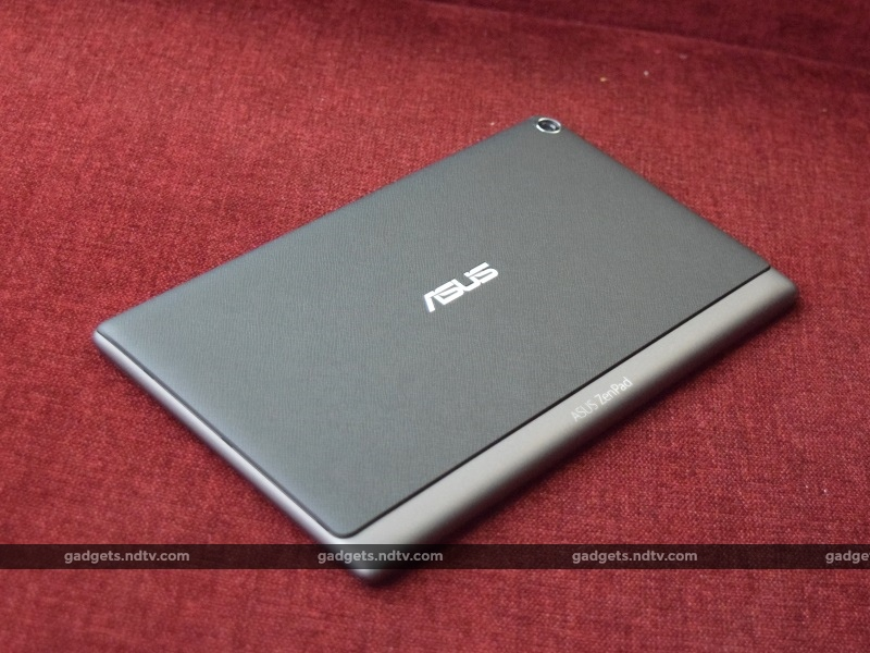 competitive price 96432 36bd9 Asus ZenPad 8.0 (Z380KL) Review: Flying the Android Tablet Flag ...