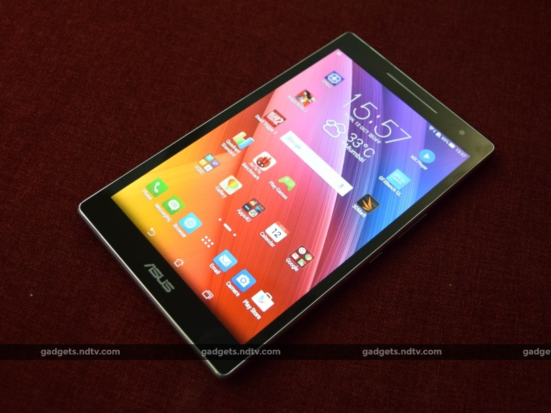 Asus ZenPad 8 0 (Z380KL) Review: Flying the Android Tablet