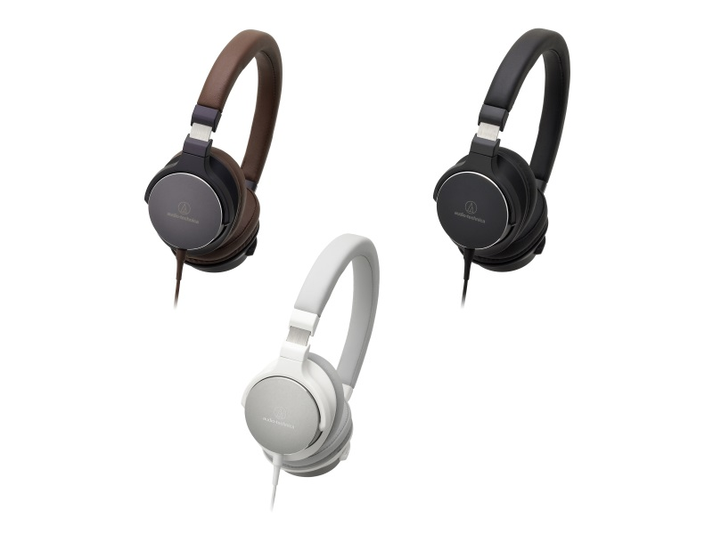 Audio Technica ATH-SR5 High-Resolution Audio Headphones Launched at Rs. 12,990