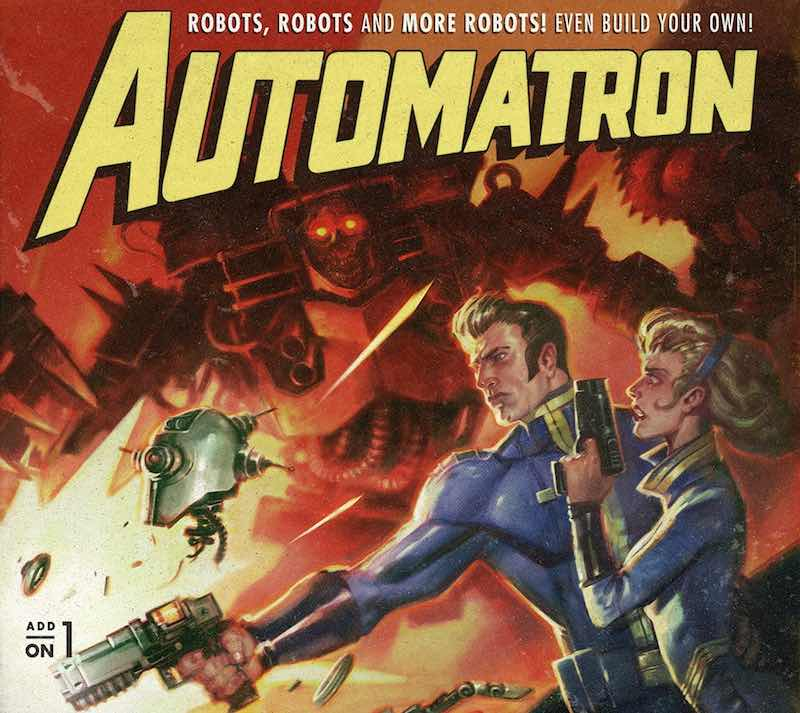 Fallout 4's First DLC 'Automatron' Has a Release Date and Price