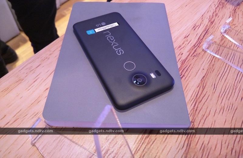 Nexus 5X and Nexus 6P: First Look