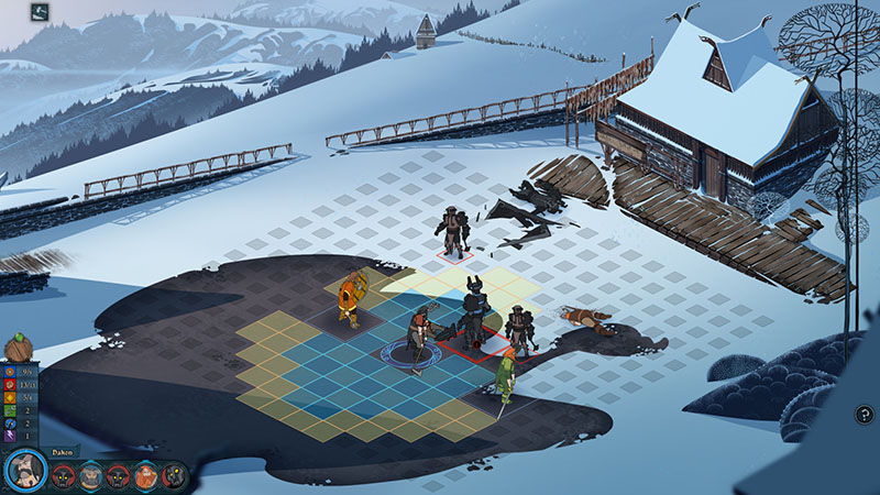 The Banner Saga Coming to Consoles in January