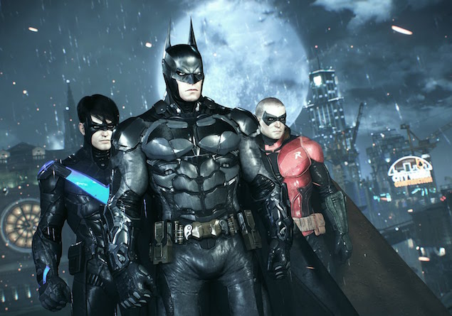 Steam Plays Villain to Batman: Arkham Knight Physical Copies on PC