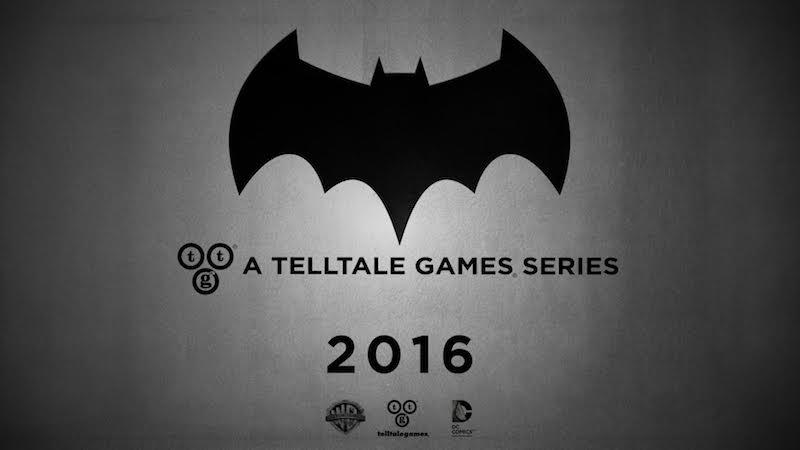 Batman to Get Episodic Adventure Treatment from Telltale Games