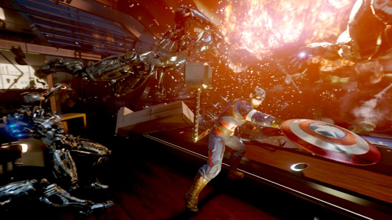 Become One With the Avengers With This VR Experience