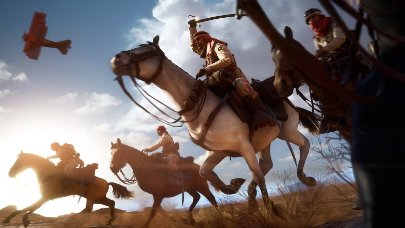 Battlefield 1 Open Beta Starts on August 31