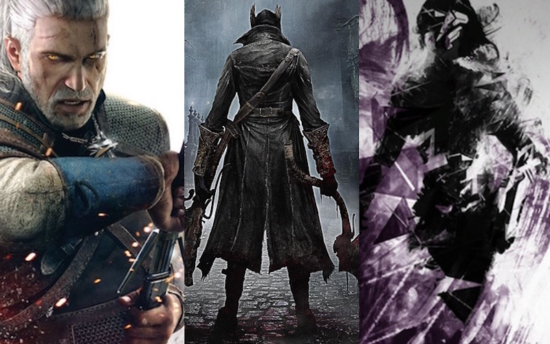 The 10 Best Games of 2015