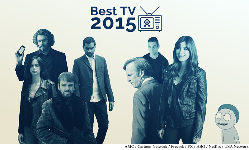 10 TV Shows From 2015 You Can't Miss