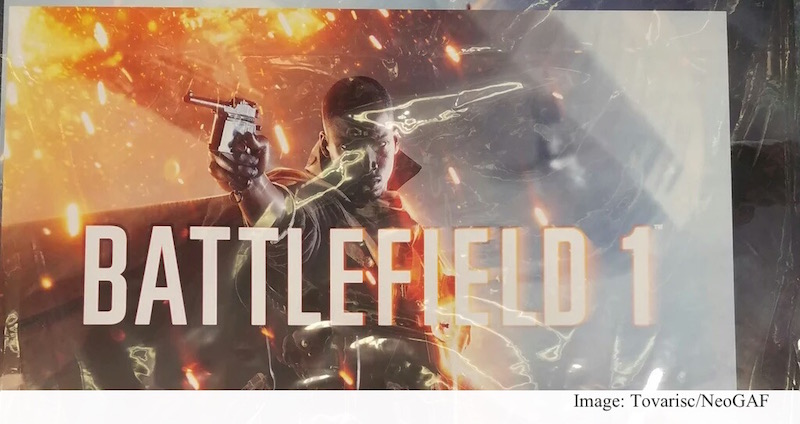Battlefield 5's Official Name, Release Date, and Pre-Order Bonus Leaked