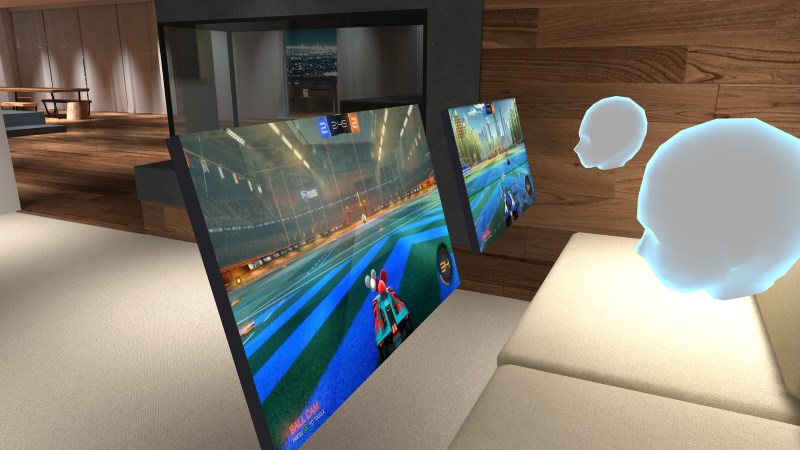 BigScreen Lets You Chill With Your Friends in Virtual Reality