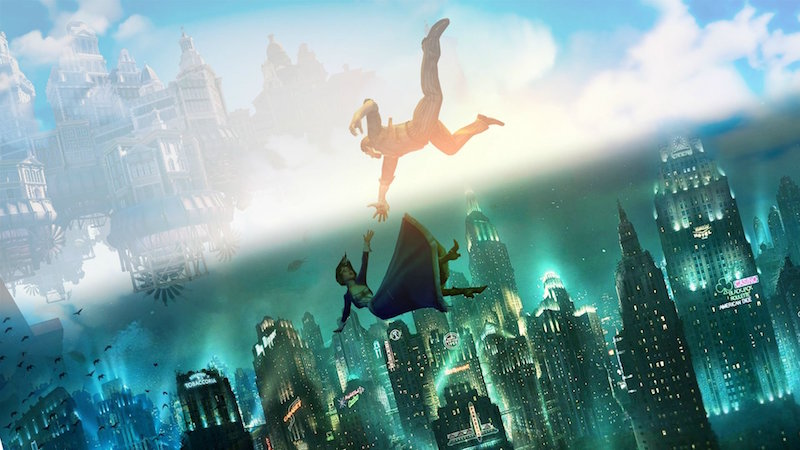 BioShock: The Collection Cannot be Live Streamed on the PS4 and Xbox One