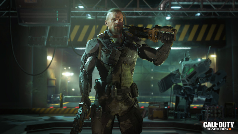 Call of Duty: Black Ops III Confirmed as the Biggest Success of 2015