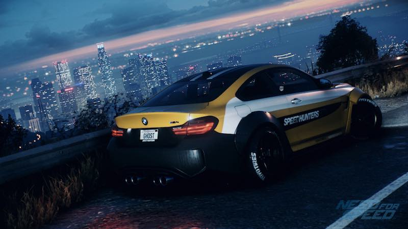 Need for Speed Gets Photo Mode, Sharing Options