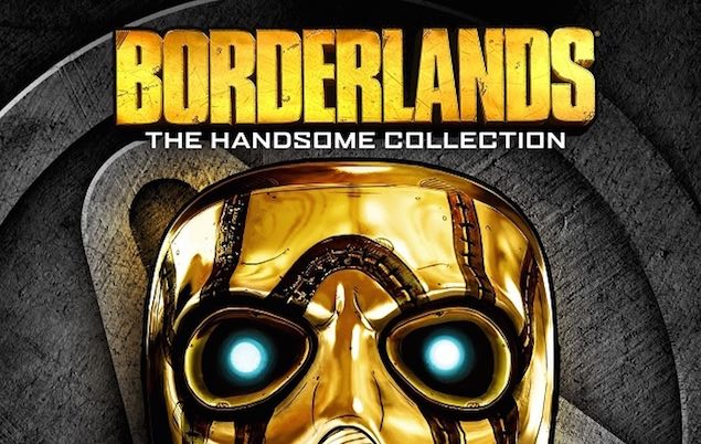 borderlands the handsome collection announced for ps4 and