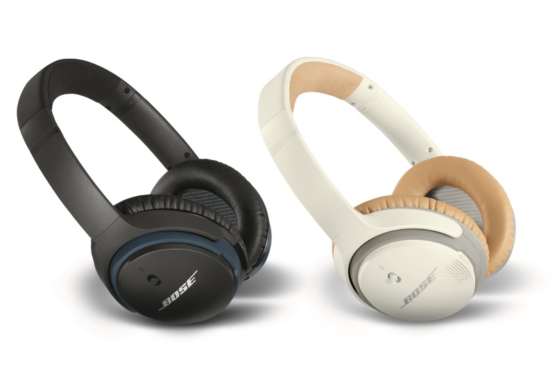 Bose SoundLink Around-Ear Wireless Headphones II Launched at Rs. 21,150