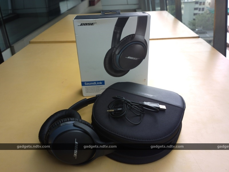 6f89a989bbb Bose SoundLink Around-Ear Wireless II Review: Cutting the Cables ...