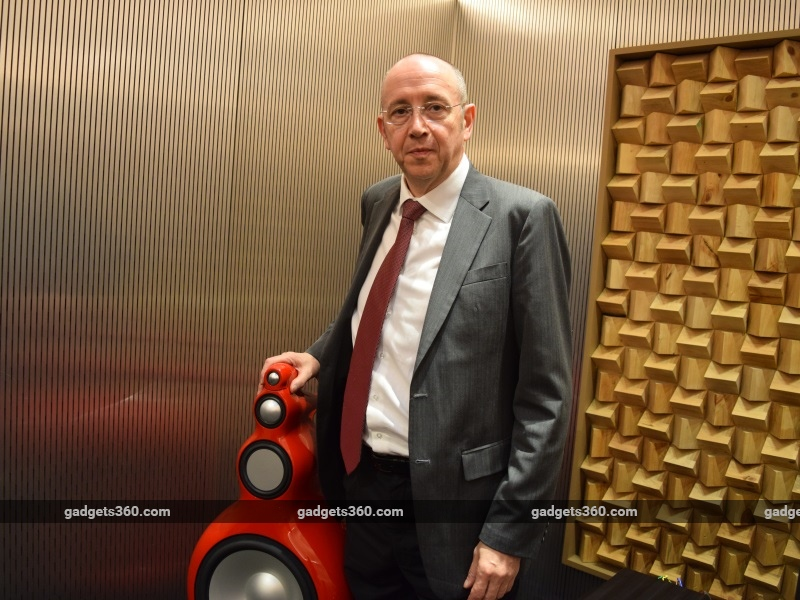 Bowers and Wilkins' Rob Sinclair on His Favourite Gear and the Future of High-End Audio