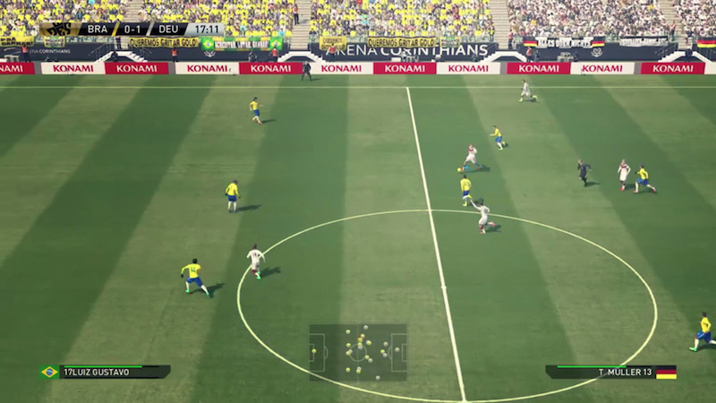 Pro Evolution Soccer 2016 Review: It's Fast but Is It