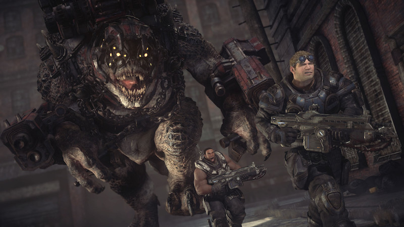 I Played Gears of War: Ultimate Edition on Windows 10 So You Don't Have To