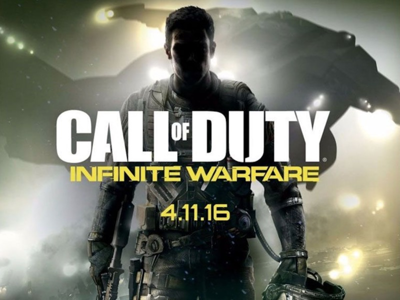 Call of Duty: Infinite Warfare Pre-Order and Price Up for India