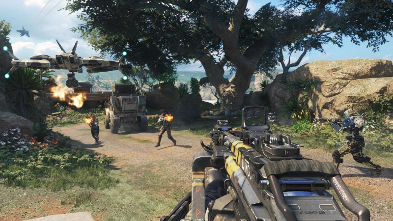 Call Of Duty Black Ops III Gets A Cheaper Multiplayer Only Version For PC