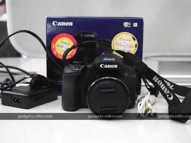 Canon Powershot Sx60 Hs Review Big Zoom Average Performance Ndtv Gadgets 360
