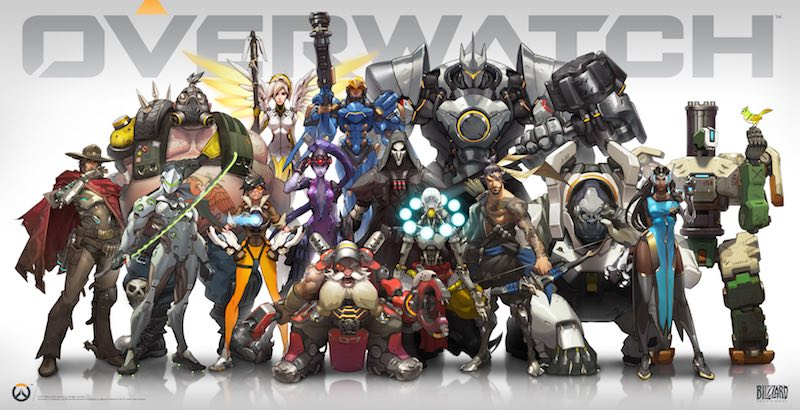 Blizzard Unveils New E-Sports Overwatch League at BlizzCon 2016