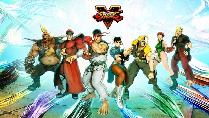 How Capcom Is Making Street Fighter V for Newbies and Hardcore Fans Alike