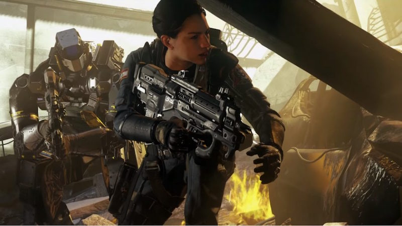 Fans Hate the Call of Duty: Infinite Trailer