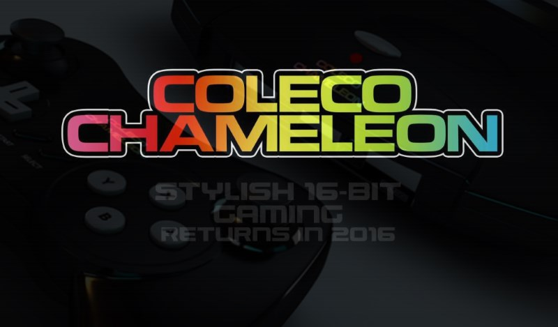 Coleco Chameleon Will Run Atari 2600 Games