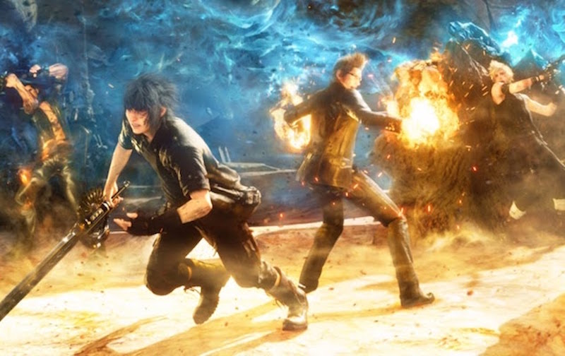 Final Fantasy XV Has an Early Release Date, Ending Streamed on YouTube