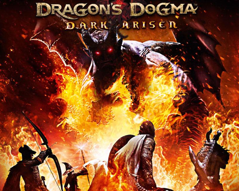 Dragon's Dogma Dark Arisen for Nintendo Switch Announced