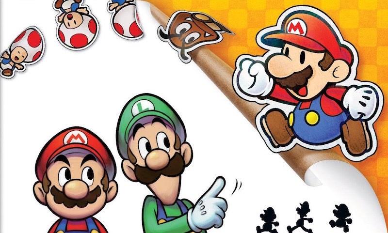 Mario Luigi Paper Jam Review Weareliferuiner
