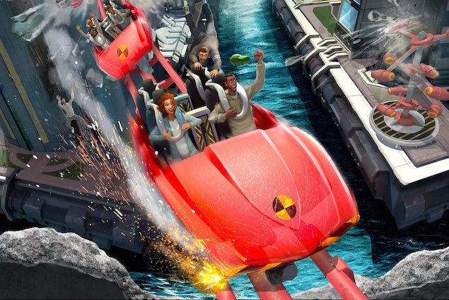 ScreamRide Review: Bring the Amusement Park Home